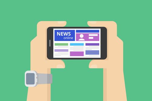 온라인 저널리즘과 뉴미디어의 도전