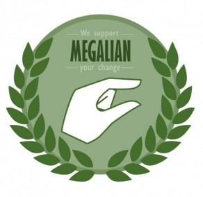 <그림> 메갈리아 로고