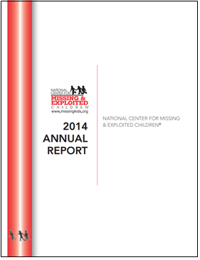 NCMEC 2014 연차보고서