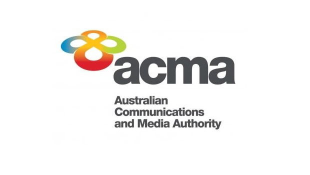 호주, 통신미디어청 (ACMA; Australian Communications and Media Authority)