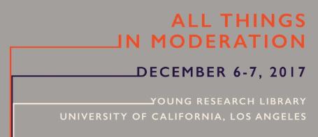 미국의 콘텐츠 규제 한국과의 차이점은 : All Things in Moderation 2017 컨퍼런스를 다녀와서